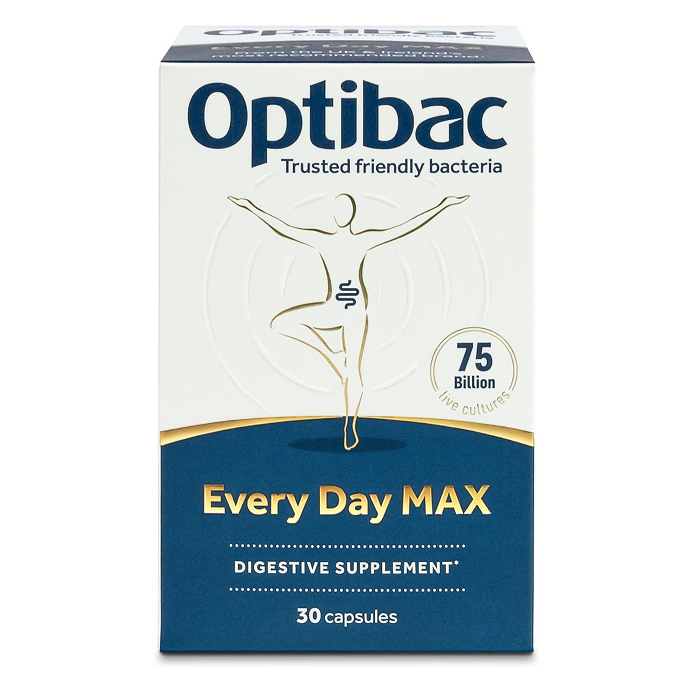 OptiBac Probiotics For Every Day Max 50 Billion