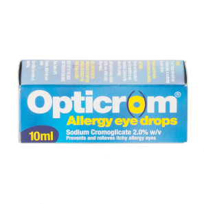 Opticrom Allergy Eye Drops