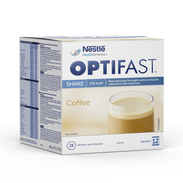 Optifast Milk Shake Coffee