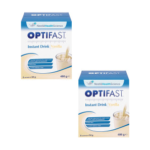 Optifast Shake Vanilla Twin Pack