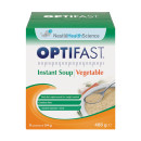 Optifast Vegetable Soup 54g Sachets Pack of 9