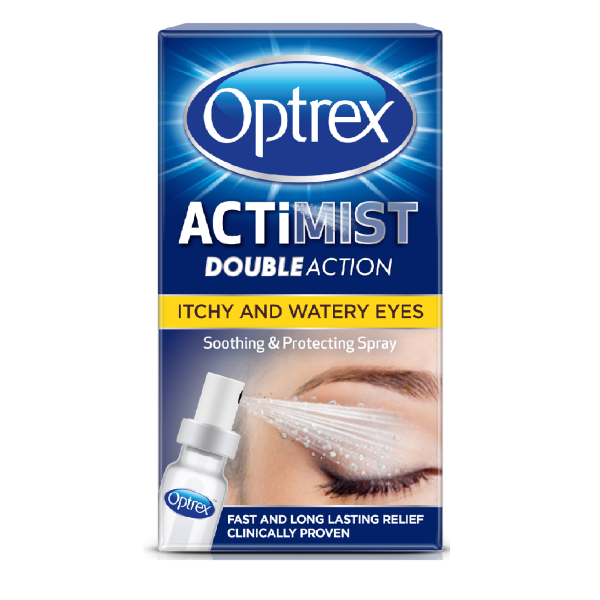 Optrex Actimist 2 in 1 for Itchy Watery Eyes