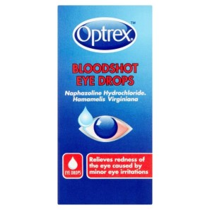 Optrex Bloodshot Eye Drops