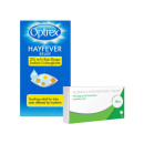Optrex Hay Fever Relief Drops & Allergy Relief Tablets Bundle