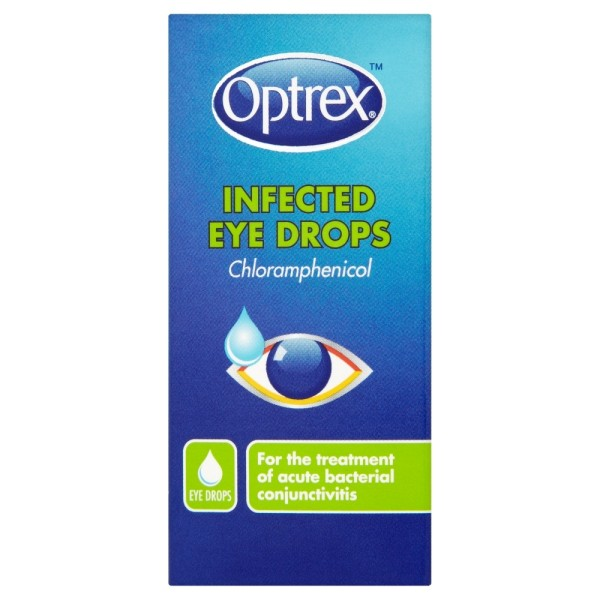 Optrex Infected Eyes Eye Drops