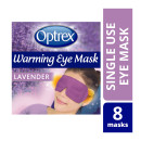 Optrex Lavender Warming Eye Mask 8s