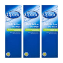 Optrex Multi Action Eye Wash Triple Pack
