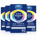 Optrex Provision Eye Health Food Supplement - 4 Pack