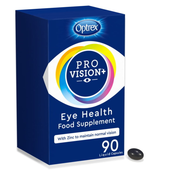 Optrex Provision Eye Health Food Supplement