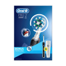 Oral B Pro 2 2500N Electric Toothbrush Black