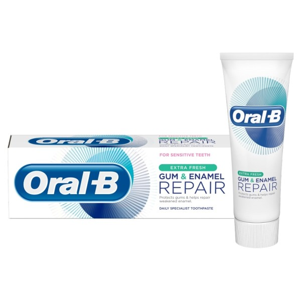 Oral B Gum And Enamel Repair Extra Fresh Toothpaste