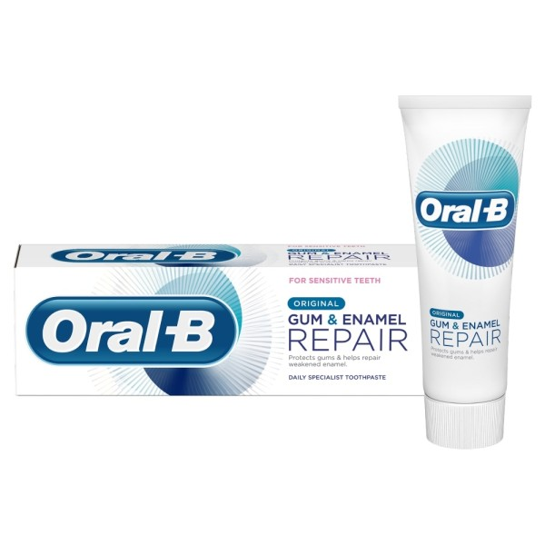 Oral B Gum And Enamel Repair Original Toothpaste