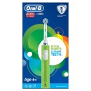 Oral B Kids Junior Green Electric Toothbrush