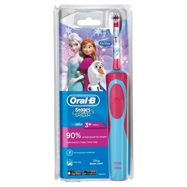 Oral B Power Vitality Frozen Electric Toothbrush