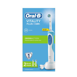 Oral-B Power Vitality Plus Cross Action  Electric Toothbrush