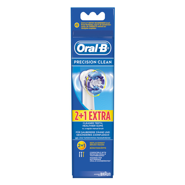 Oral-B Precision Clean Refills Heads