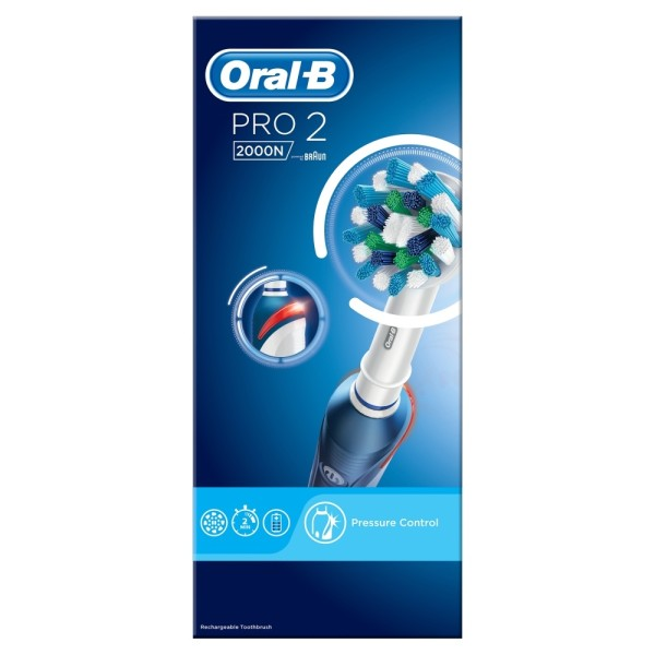 Oral-B Pro 2 Cross Action Electric Toothbrush