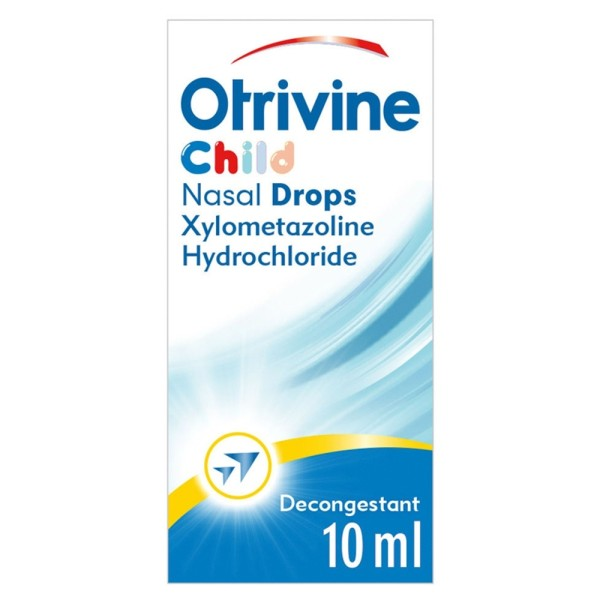 Otrivine Child Nasal Drops