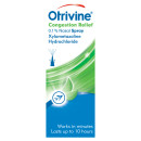 Otrivine Congestion Relief With Menthol 0.1% Nasal Spray 10ml