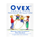 Ovex Family Pack 4 Tablets