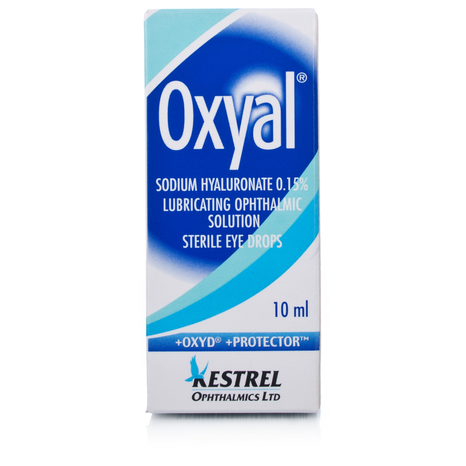 Oxyal Lubrication Eye Drops