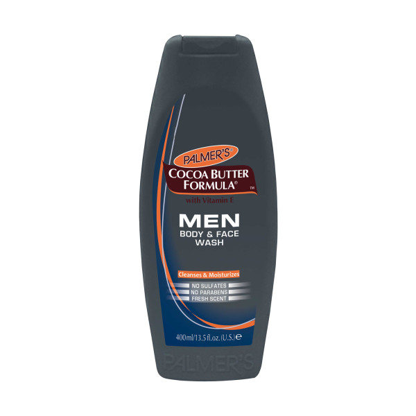 Palmers Cocoa Butter Formula Mens Body & Face Wash