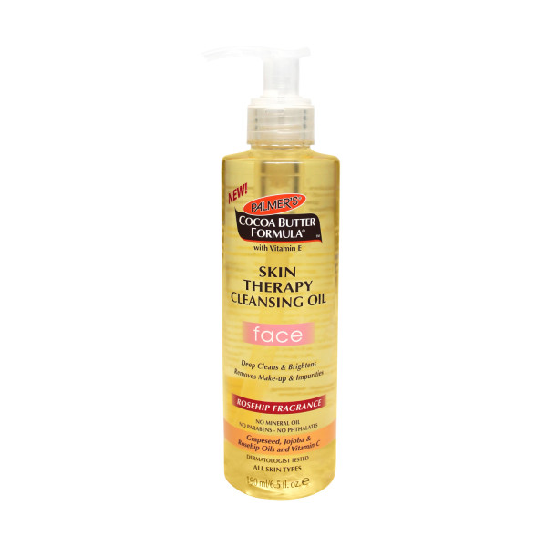 Palmers Cocoa Butter Formula Skin Therapy Cleansing Oil for Face