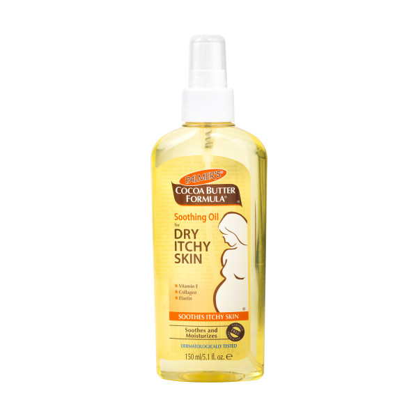 Palmers Cocoa Butter Formula Soothing Oil for Dry & Itchy Skin