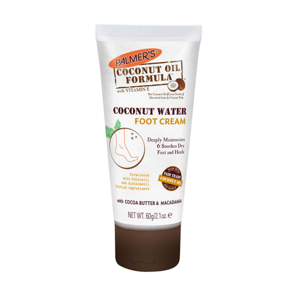 Palmers Coconut Oil Formula Coconut Water Foot Cream