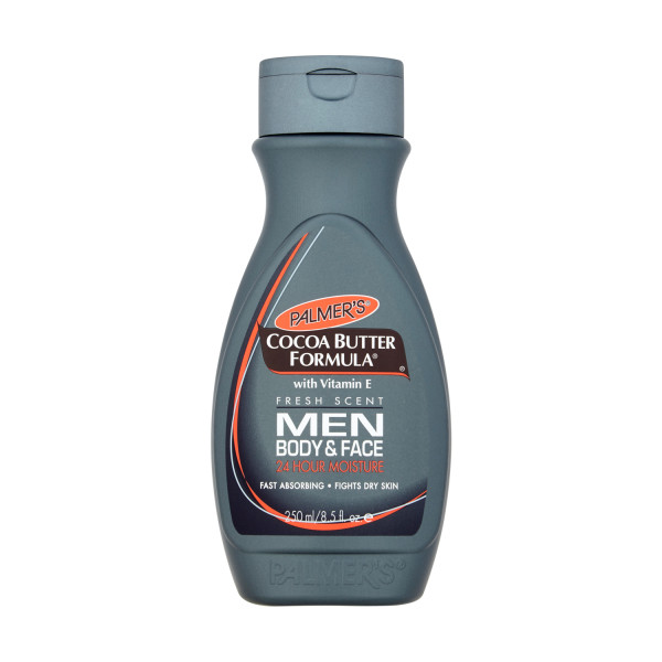 Palmers Cocoa Butter Formula Men Body and Face Lotion