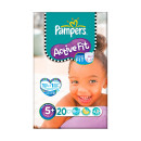 Pampers Active Fit Junior Plus Size 5+