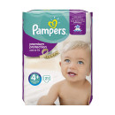 Pampers Active Fit Maxi Plus Size 4+