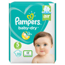 Pampers Baby Dry Junior Size 5