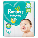 Pampers Baby Dry Maxi Size 4+
