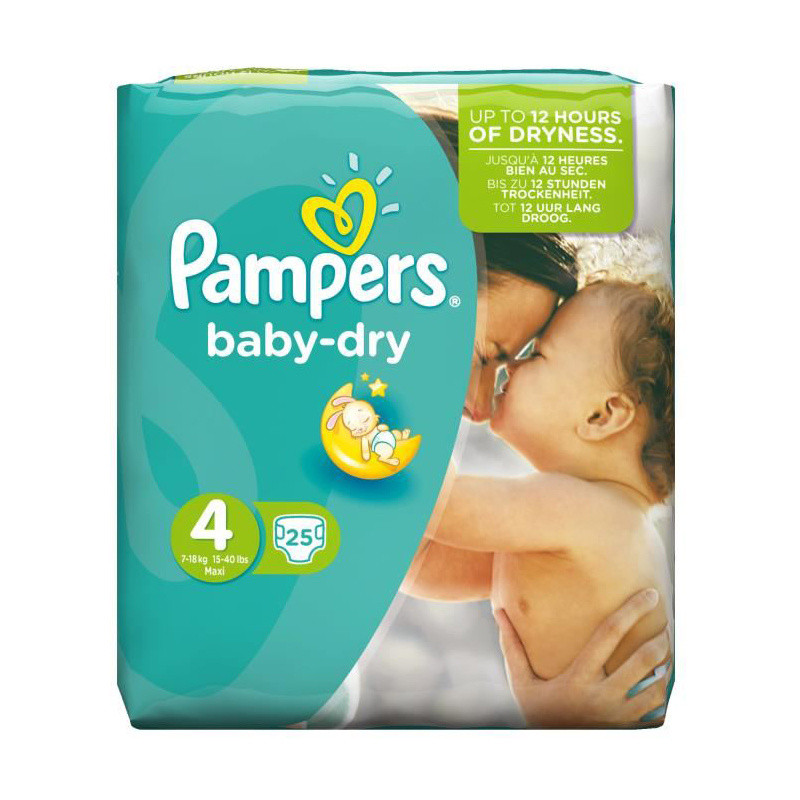 Click to view product details and reviews for Pampers Baby Dry Maxi Size 4.