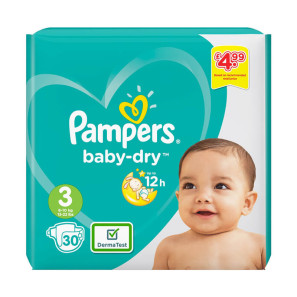 Pampers Baby Dry Midi Size 3