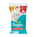 Pampers Baby Dry Nappy Pants Size 4