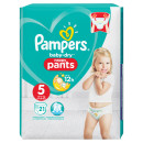 Pampers Baby Dry Pants Junior Size 5