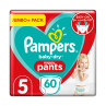 Pampers Baby Dry Pants S5 60 Jumbo Cube Pack