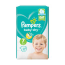 Pampers Baby Dry Size 7