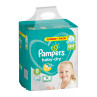 Pampers Baby Dry Size 8 Nappies