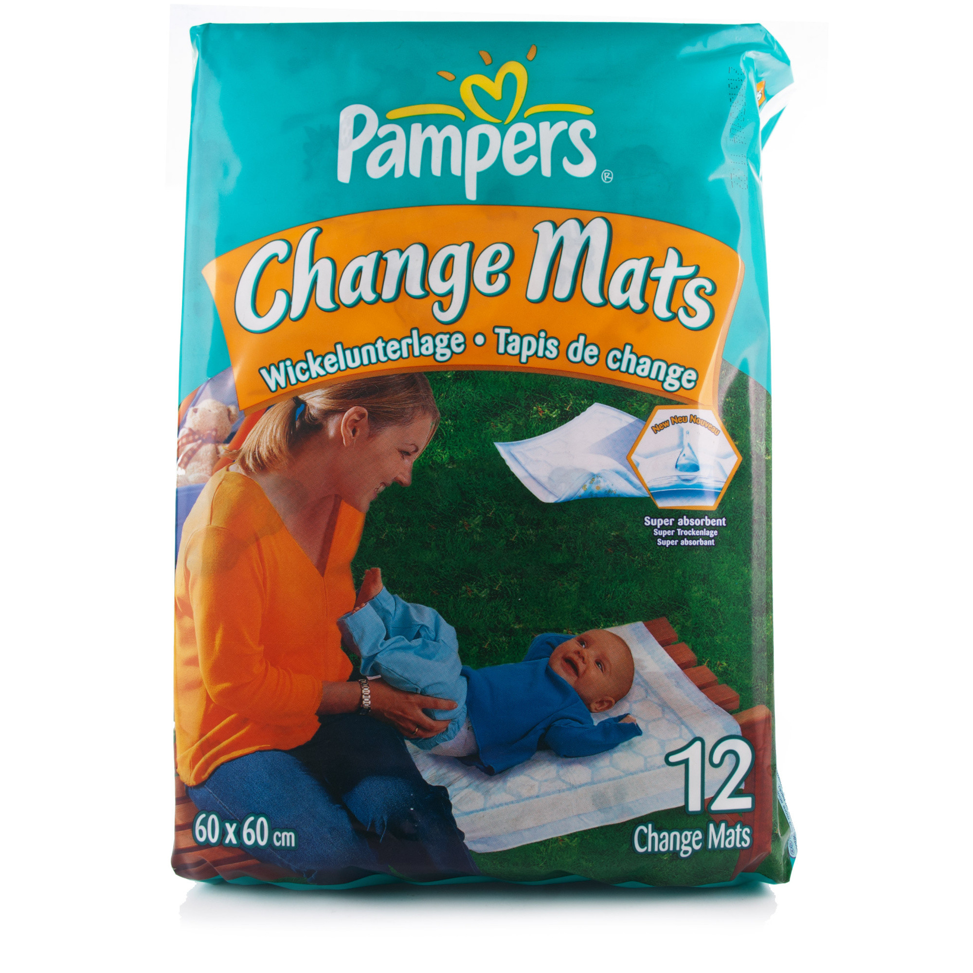 Click to view product details and reviews for Pampers Change Mats.