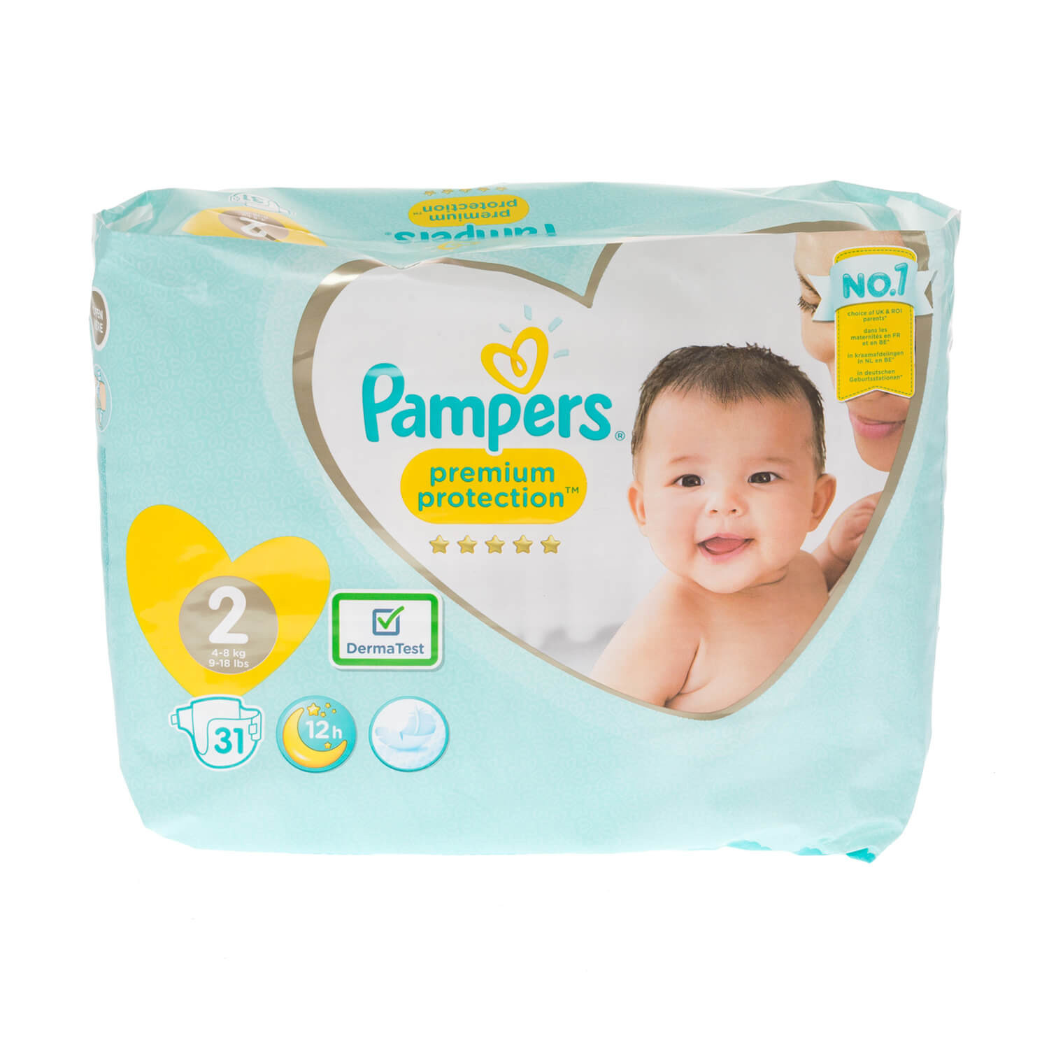 Click to view product details and reviews for Pampers New Baby Mini Size 2 4 8kg.