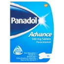Panadol Advance 500mg Tablets