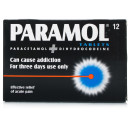 Paramol Caplets for Pain Relief
