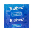 Pasante Passion (Ribbed) Condoms 72s