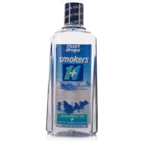 Pearl Drops Smokers Mouthwash