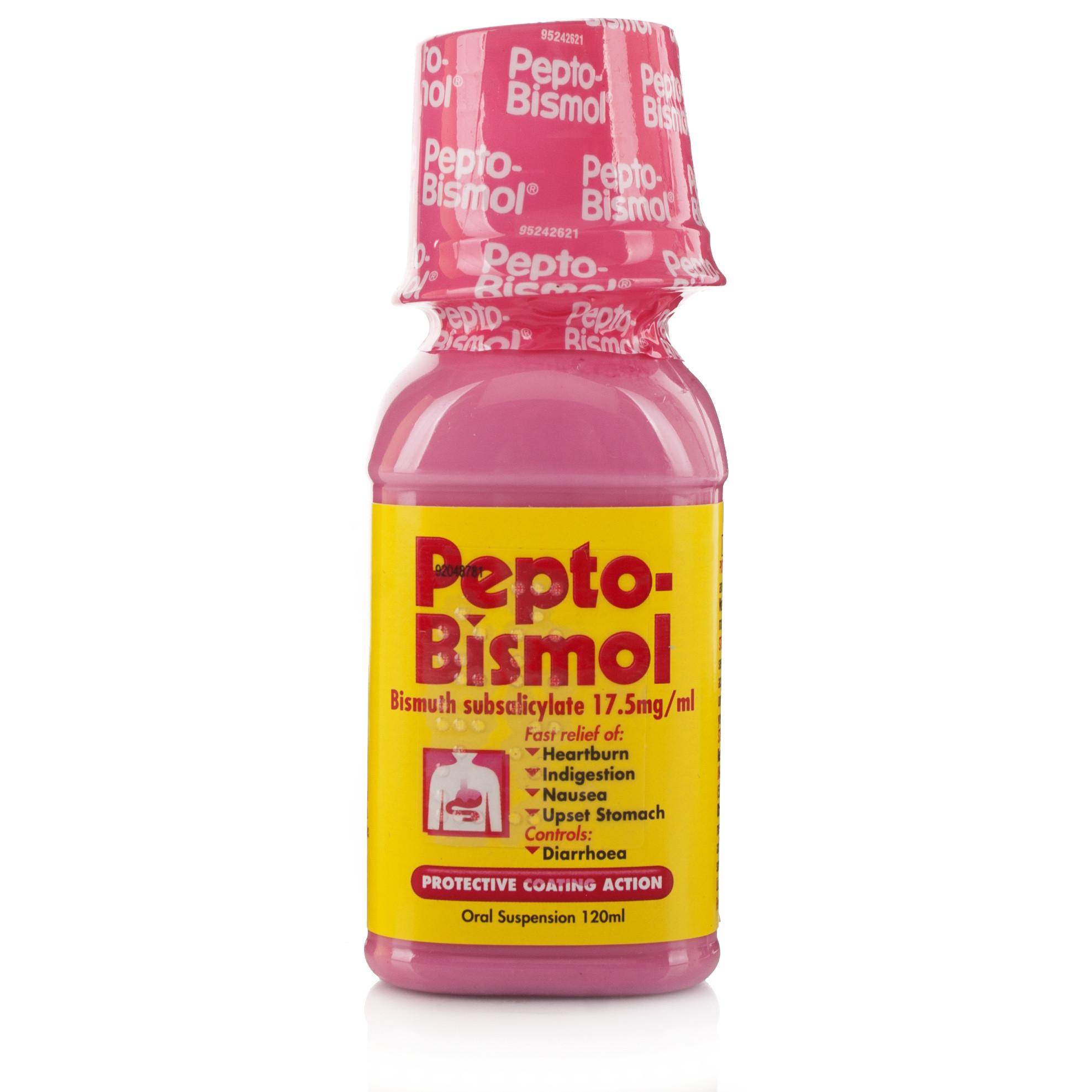 Pepto-Bismol Oral Suspension