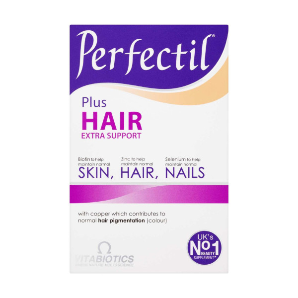 Vitabiotics Perfectil Plus Hair Tablets