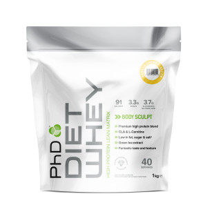 PhD Diet Whey Vanilla Creme